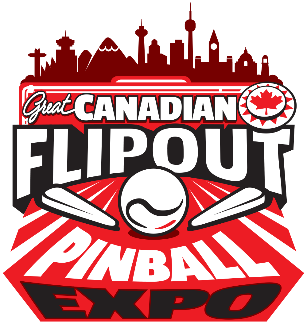 Great Canadian FlipOut Pinball Expo