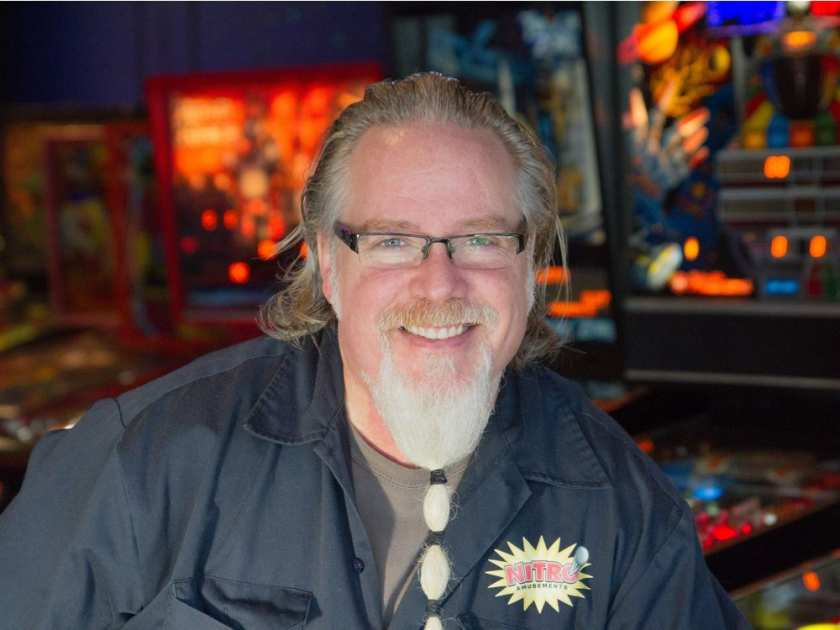 Tommy Floyd musician and pinball wizard